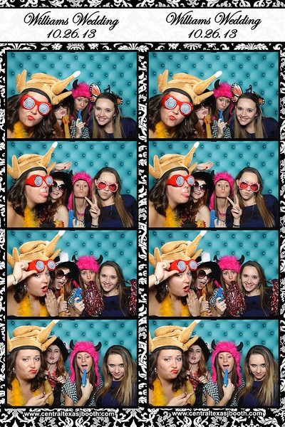 too much photo booth fun in Austin