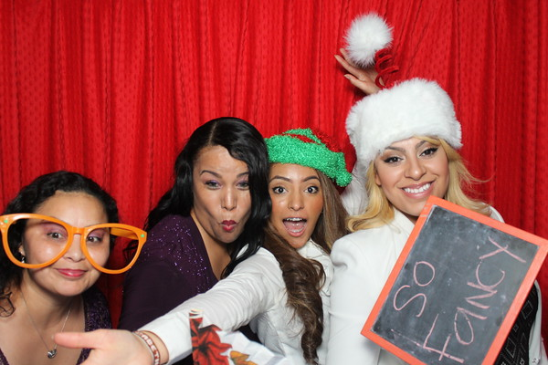 San Marcos TX photobooth 2014 holiday party