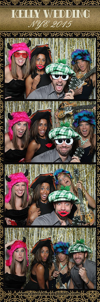 Georgetwon Tx photo booth weding NYE 2015 A1