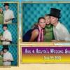 Ann & Austin Wedding shower photo booth 2013