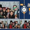photo booth at company holiday party Texas 4451