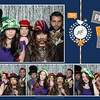 photo booth at company holiday party Texas 4468