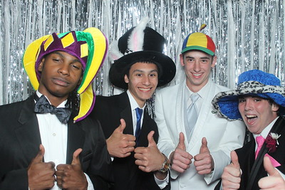 photo booth giddings prom in 2013 4