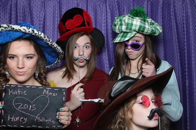 Lampasas TX photo booth wedding 2013