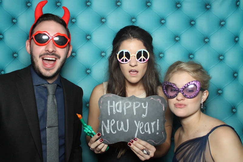 NYE photo booth college station wedding