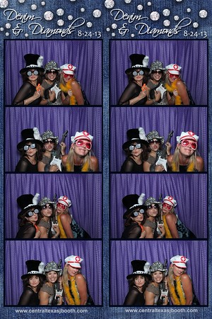 Photo Booth Giddings fundraiser