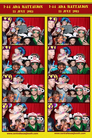 Photo Booth Killeen TX 2013 event