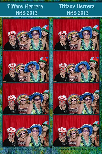 photo booth at graduation party Austin a2