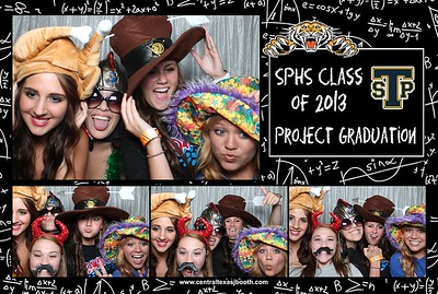 photo booth Round Rock project graduation