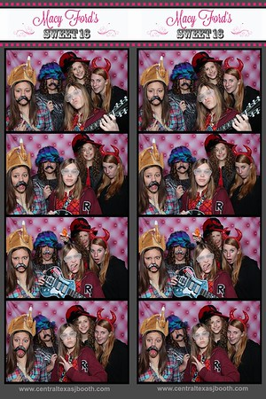 Round Rock photo booth pics on 1-19-13