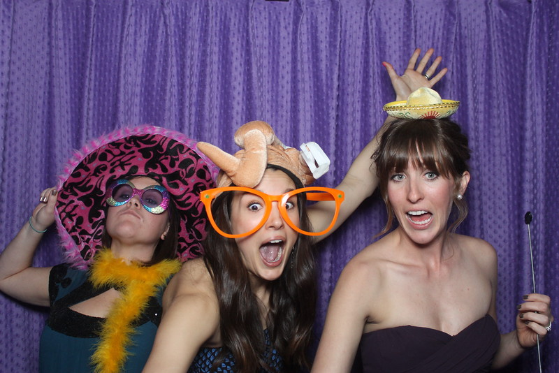 Photo Booth Austin Wedding March 2013 photo1