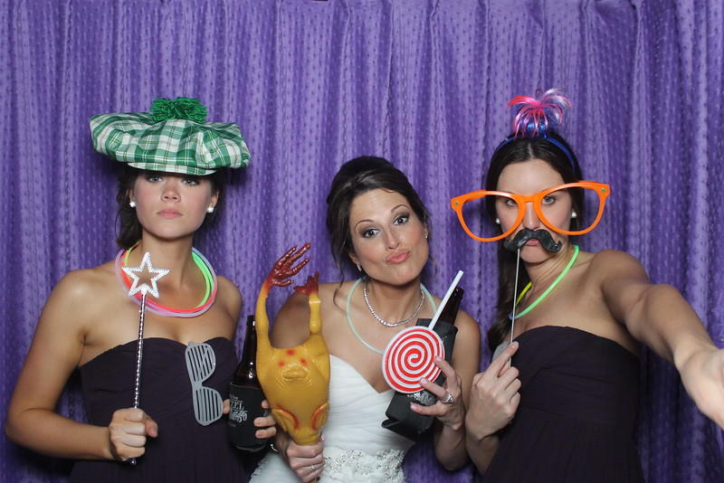 Photo Booth Austin Wedding March 2013 photo 3