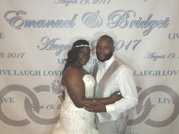 8.19.17 Emanuel & Bridget