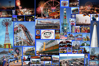 coney is collage titles3000