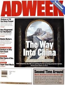 Adweek Magazine.