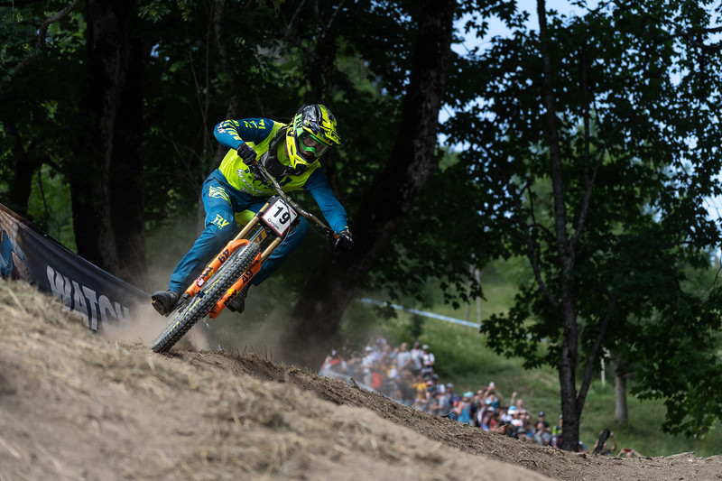 2019 UCI MTB worldcup - Les Gets