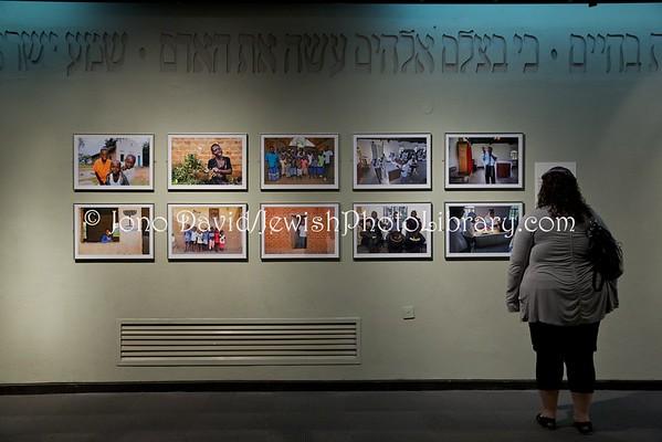 Children of Abraham: A Jewish Revival in Africa. The Beit Hatfutsot Museum, Tel Aviv, Israel.