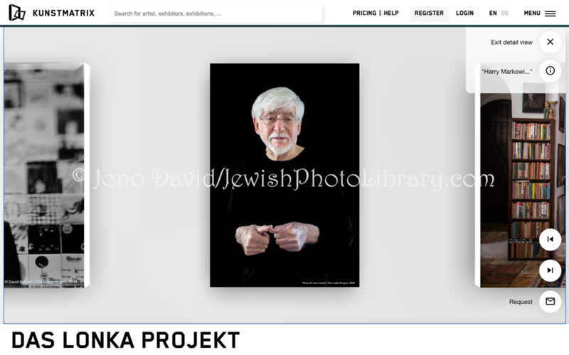 The Lonka Project - Virtual Exhibition  Freundeskreis Willy-Brandt-Haus 8