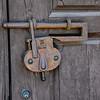 Hand Made Key Lock