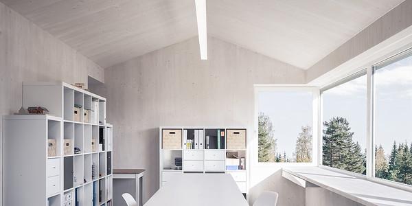 Katerina Skarkova - Atelier, Binder Architektur