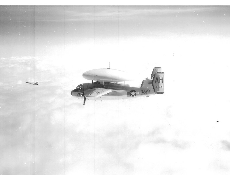 E-1B or the Willie Fudd from VAW 111