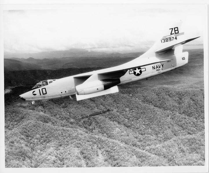A-3 Bombing