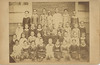 Old Grammar School Class Photo ca 1910 - Before Restoration