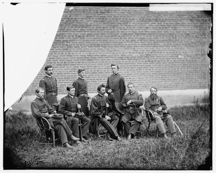 CIVIL WAR ARCHIVAL PHOTO - BEFORE EDITING