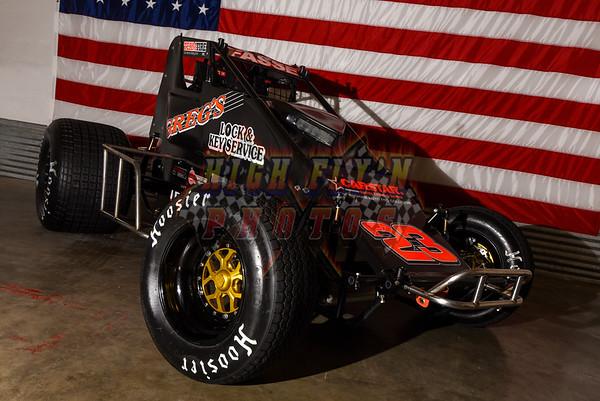 2016  BRENT FASSE - NONWING  POWRI/WAR USAC SPRINT CAR