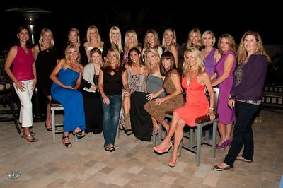 Private Shot - Crosby Bunko Girls Night