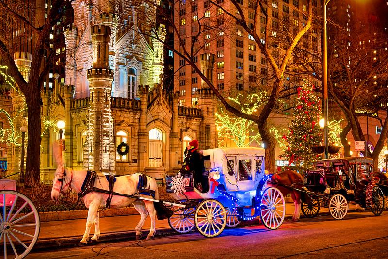 Chicago Fairy Tale - John O'Neill Photo