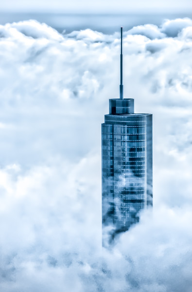 Chicago Above the Clouds - John O'Neill 4 15 20_