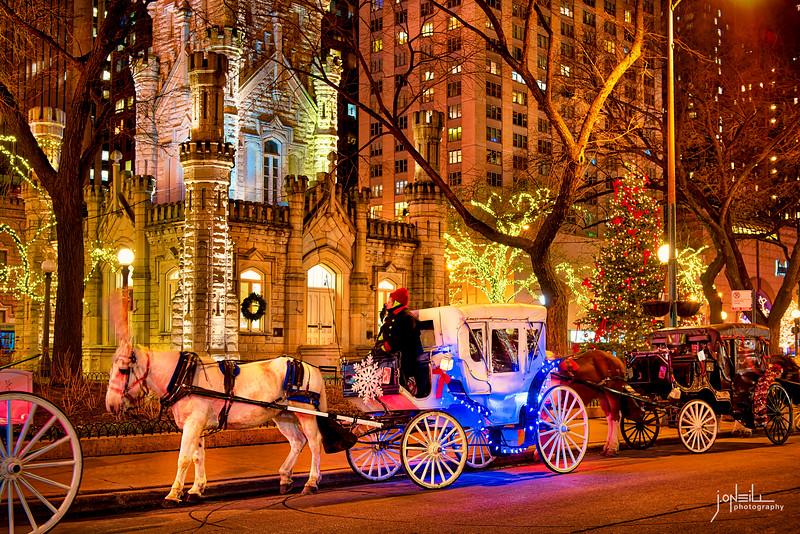 Chicago Fairy Tale - John O'Neill Photo WM