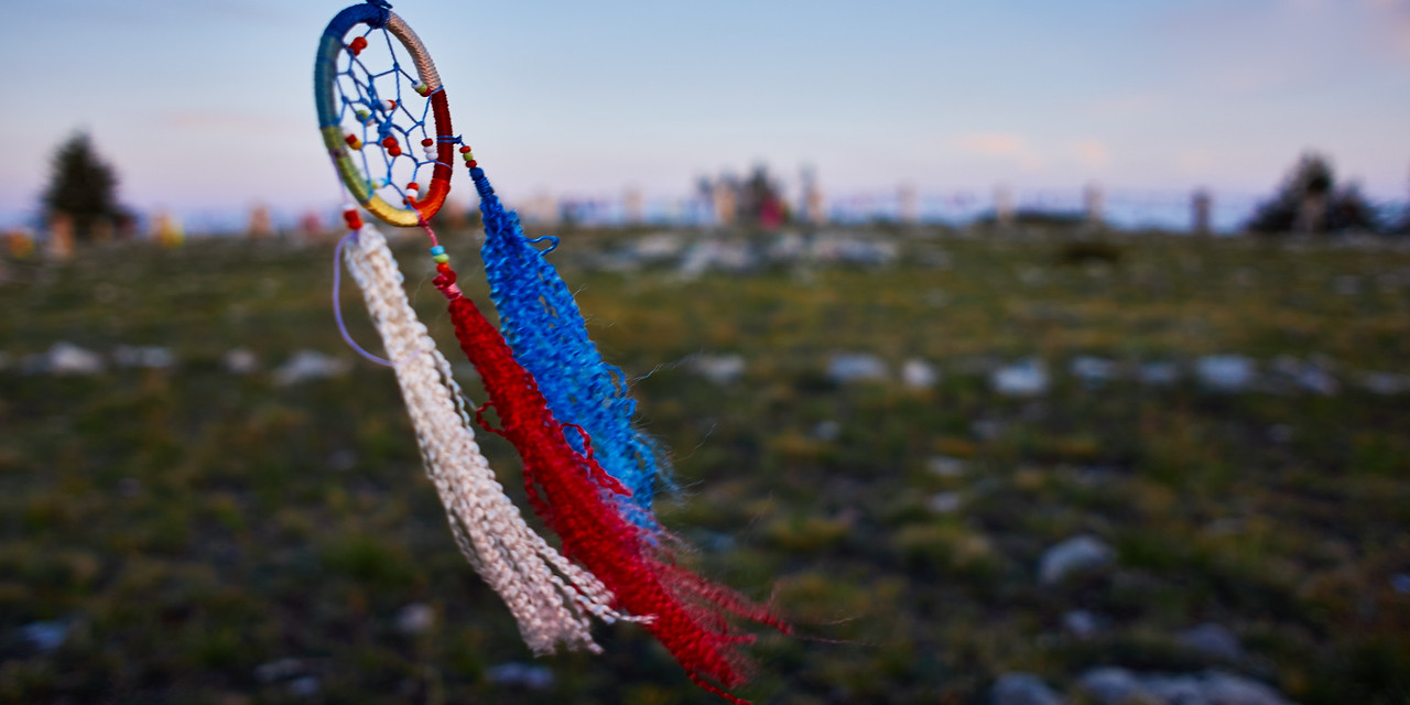 MEDICINE WHEEL ~ DREAMCATCHER