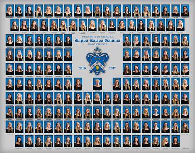 2016 UNL Kappa Kappa Gamma