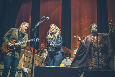 Tedeschi Trucks with Sharon Jones