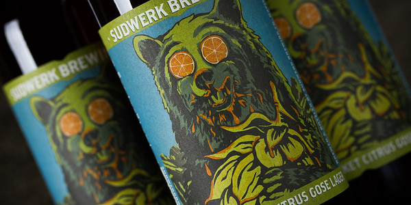 Client: Sudwerk Brewing Co,  Studio: Makers & Allies