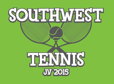 LSW JV Tennis 2015