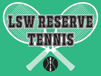 LSW Reserve Tennis 2015