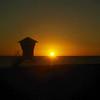 NOV 30 2012<br /> Makaha Beach ,Oahu, Hi<br /> Sunset