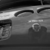 NOV 5 2012<br /> MY reflection in the B&W Ls1 Vette. <br /> Have a great week, Jump on a plane in the morning and off the Hilo.<br /> Posting too early that is what it's like never moving the clock. And never know what time it is on the main island??? LAND :)