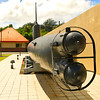 Japanese midget submarine