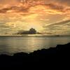 Kwaj Sunset
