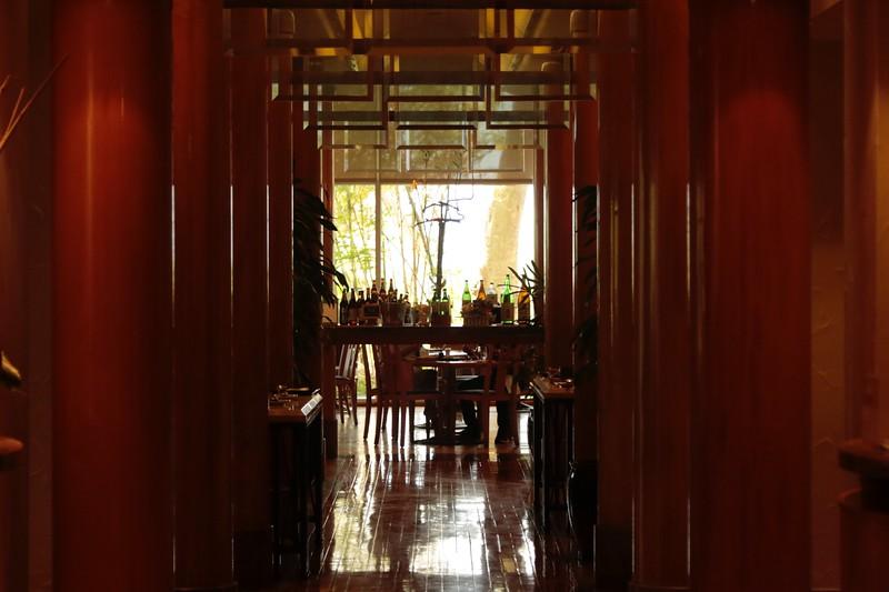 The Hyatt Regency Resort