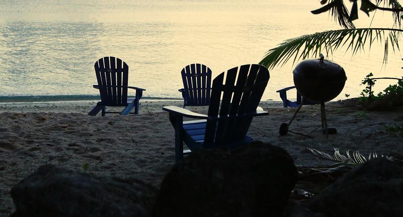 Secret little beach