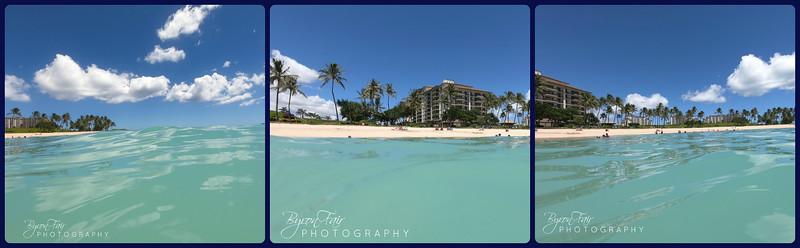Ko'Olina Beach Collage