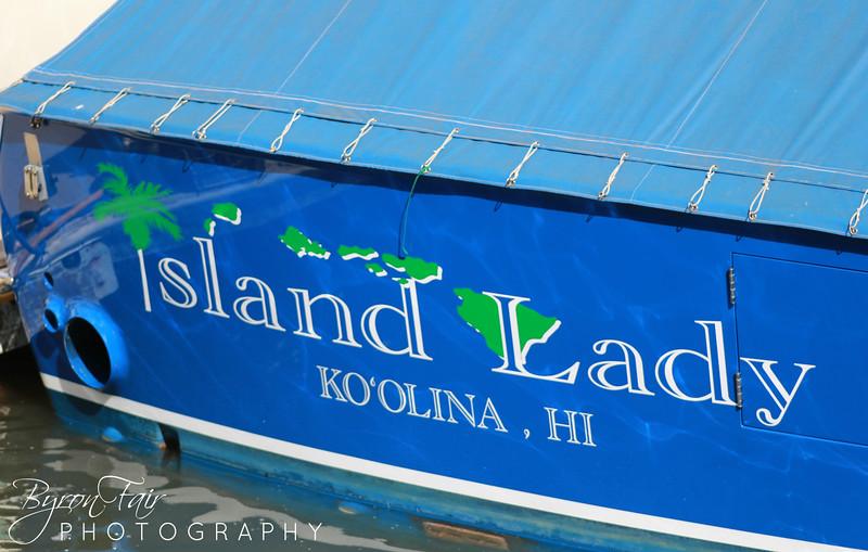ISLAND LADY