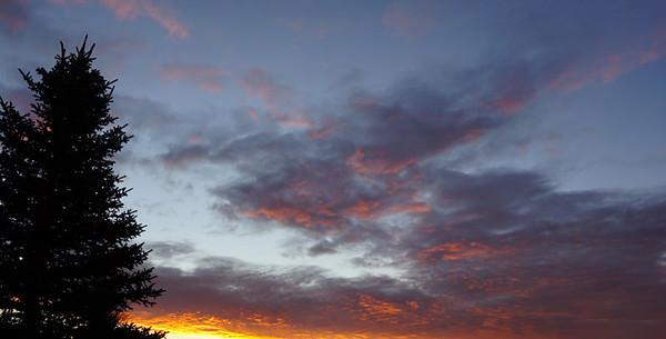 Sunrise - by Byron