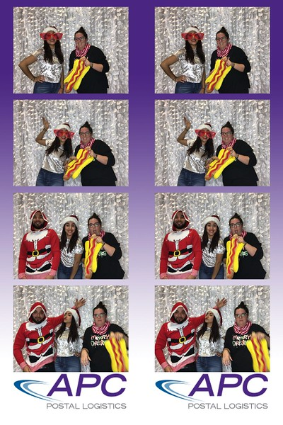 APC Holiday Party, December 15, 2017