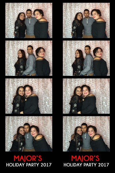 Major Holiday Party, December 22, 2017